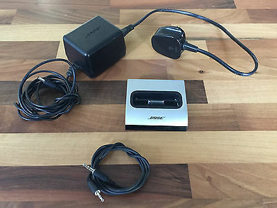 Bose Wave Music System Connect Kit Dock For Ipod Iphone