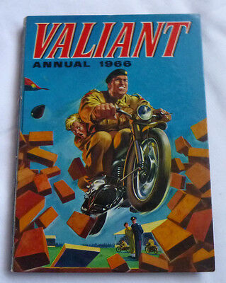 Valiant Annual 1966, Fleetway Publications Ltd