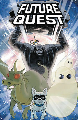Future Quest #2, Signed 2x