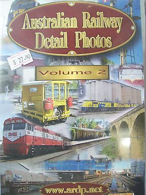Australian Railway Detail Photo Cd Volume 2