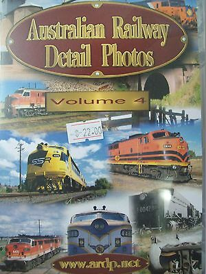 Australian Railway Detail Photo Cd Volume 4