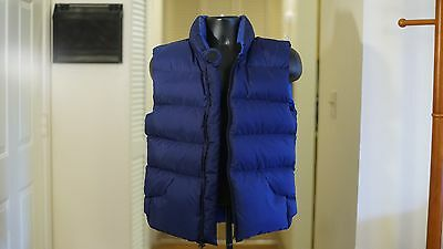 Vintage Marmot Mountain Works Vest - Mens Size M - Made in USA (MINT & RARE)