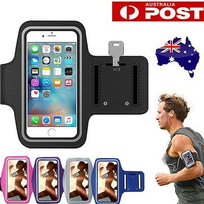 For Samsung Galaxy S7 J3 J5 A3 A5 Gym Sports Armband Running Case Jogging Cover