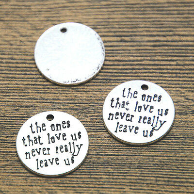 15pcs HP Charms silver tone Sirius Black the ones that love us pendant 20mm