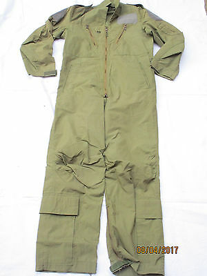 Coverall Aircrew MK15B, oliver Pilot combinatorial,Army aviation , Size 5