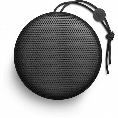 B&O Play by Bang and Olufsen Beoplay A1 Portable Bluetooth Speaker - Black