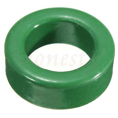 5pcs 22mm x 14mm x 8mm Round Green Transformers Toroid Ferrite Cores New