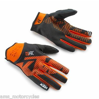 Genuine Ktm Powerwear Gravity Fx Gloves 3Pw162780 Motocross Enduro Mx Ktm