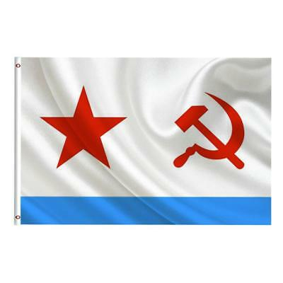USSR Soviet Navy Flag Polyester Russia Russian Flags Banners For Victory Day