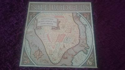 Nile Rodgers ‎– Adventures In The Land Of The Good Groove , Vinyl, LP, 1983
