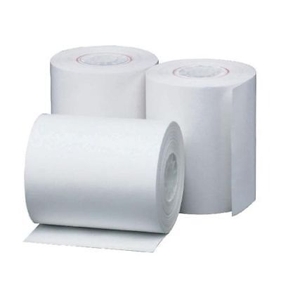 Premier Rolls Thermal Roll 44x70x17mm White THM447017 Pack of 19