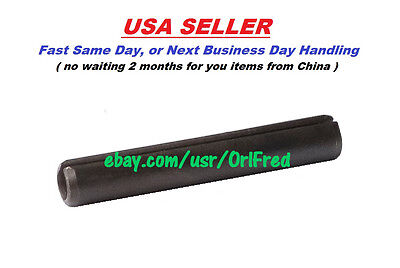 5/32 Dia (.156), SAE Roll Pins, 3 Lengths Available x 5/8 lg, 1 lg, 1 1/2 lg