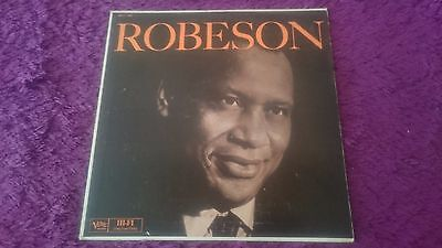 Paul Robeson ‎– Robeson , Vinyl, LP , US ,  MG V-4044