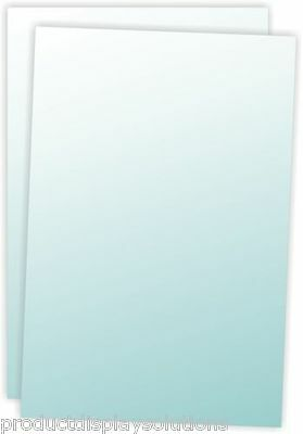 "Clear Overlays for 22"" x 28"" Bulletin Poster Sign Holder 