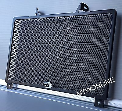 R&G Black Radiator Guard Kawasaki Z900 2017 Brand NEW
