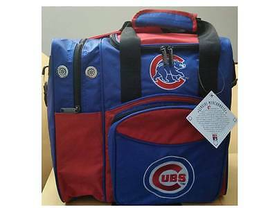 KR Chicago Cubs Single Bowling Bag-Brand New-Also Holds Shoes - Free Shipping!!