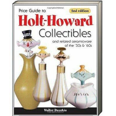 Price Guide to Holt-Howard Collectibles by Walter Dworkin (2007, Paperback) NEW