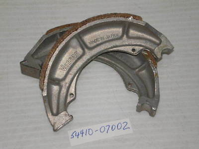 SUZUKI RM100  RM250  RM370  1976-1978   Brake Shoes  54410-07002   54401-07810