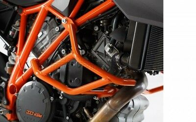 Schutzbuegel Orange. KTM 1290 Super Duke R (14-).
