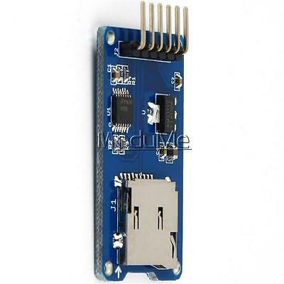 Micro SD Storage Board Mciro SD TF Card Memory Shield Module SPI For Arduino M