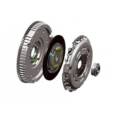 VW Transporter 2.5 Tdi T4 Valeo Solid Flywheel Clutch Kit 90 Bhp 98 - 03