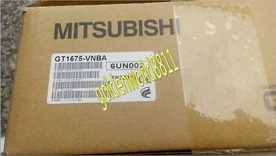 """NEW MITSUBISHI HMI GT1675-VNBA 10.4"""" good in condition for industry use"""