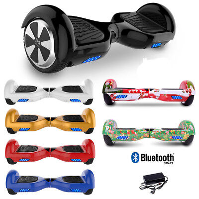 "6,5"" Monopatín Eléctrico Bluetooth Patinete scooter self balance overboard bolso"