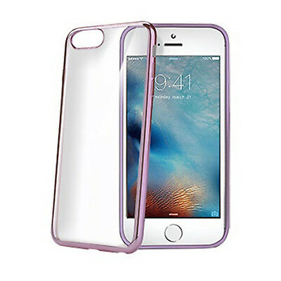 Celly iPhone 7/8 Laser Cover rosegold A LASER800RG
