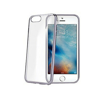 Celly  iPhone 7/8 Laser Cover grau A LASER800DS