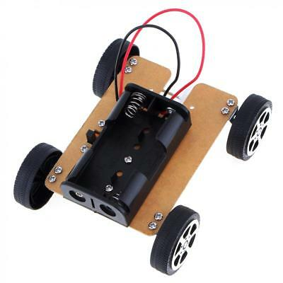 DIY Science and Technology Hand-made Educational Assembly Smart Car Kit for kids