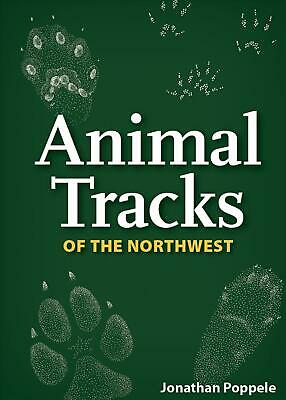 Animal Tracks of the Northwest Playing Cards by Jonathan Poppele Free Shipping!