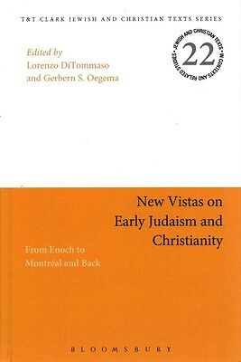 New Vistas on Early Judaism and Christianity by Lorenzo Ditommaso Hardcover Book
