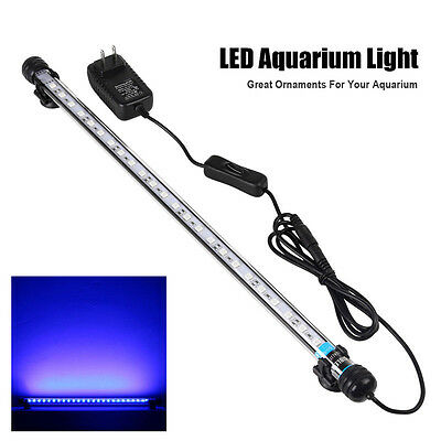 Submersible Aquarium Led Lighting Fish Tank Underwater Lamp for Pool Decoration