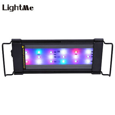 LED Light 9W 800 - 900LM 25CM with 18 LEDs Aquarium Fish Tank Smd Led Light Lamp