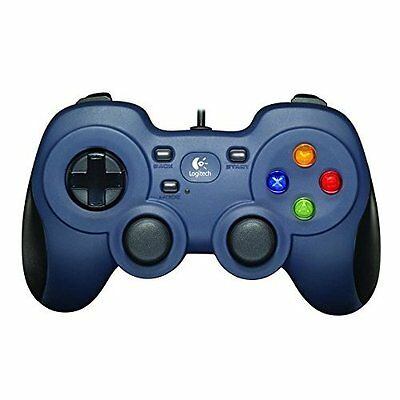 Logitech F310 USB Wired PC Gamepad Controller And PS3 Very Good 5Z