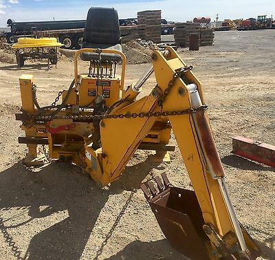 Bradco 88M2GF Backhoe Attactment / Truck Mount / In Very Good Condition!!!