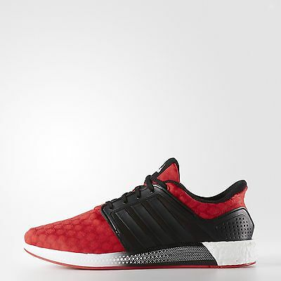 adidas Solar Boost Shoes Men's Red