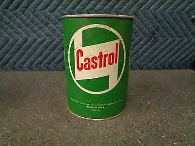 Vintage Can Of Castrol Oil   #1       981