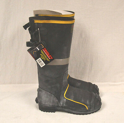 Tingley MB816B Mining Boots, Steel Toe and Rubber Size 9