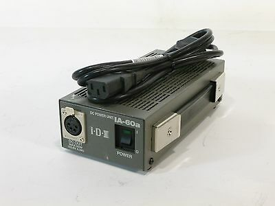 IDX System Technology IA-60a Single Channel DC Power Supply 4 pin