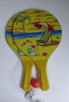 Quality Large Beach Design Beach Bat Bats & Ball