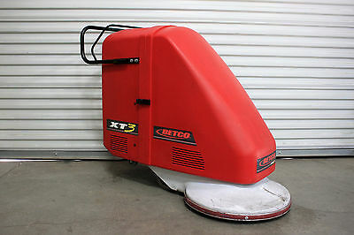 Betco XT3 21 Inch Walk Behind Battery Burnisher