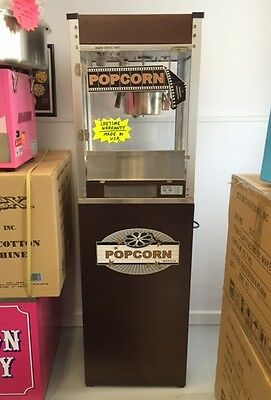 Paragon Cineplex Popcorn Machine With Stand 4 oz Lifetime Warranty MADE IN USA