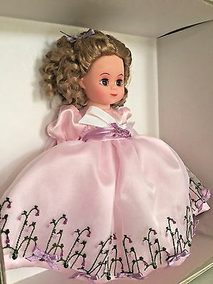 """Madame Alexander WISTERIA FLOWER GIRL 8"""" Doll 30370 NEW IN BOX"""