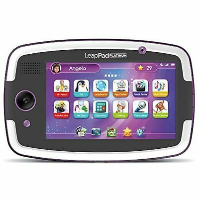 LeapFrog Enterprises LeapPad Platinum Kids Learning Tablet (Purple)