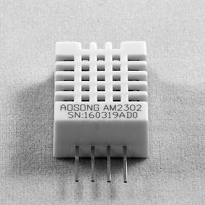 DHT22 / AM2302 Temperature & Humidity Sensor for Arduino, Raspberry Pi, PIC