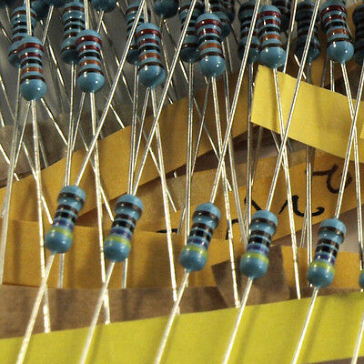 Resistors Metal Film Choose Values or Mix Pack or LDR | UK Seller