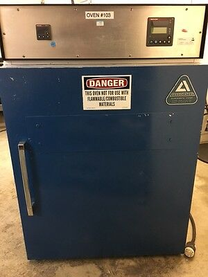 Associated Environmental BK-1108 Temperature Chamber Oven Lab