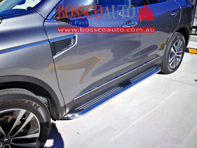 Side Steps/Running Boards suitable for Renault Koleos 2016-2017