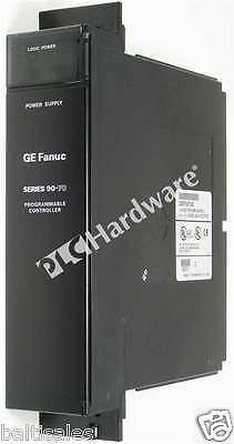 GE Fanuc IC697PWR724D 90-70 Series Power Supply 24V DC/ +5V +/-12V DC 90W Output